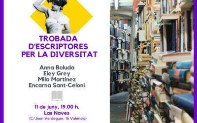 Encuentro de escritoras por la diversidad