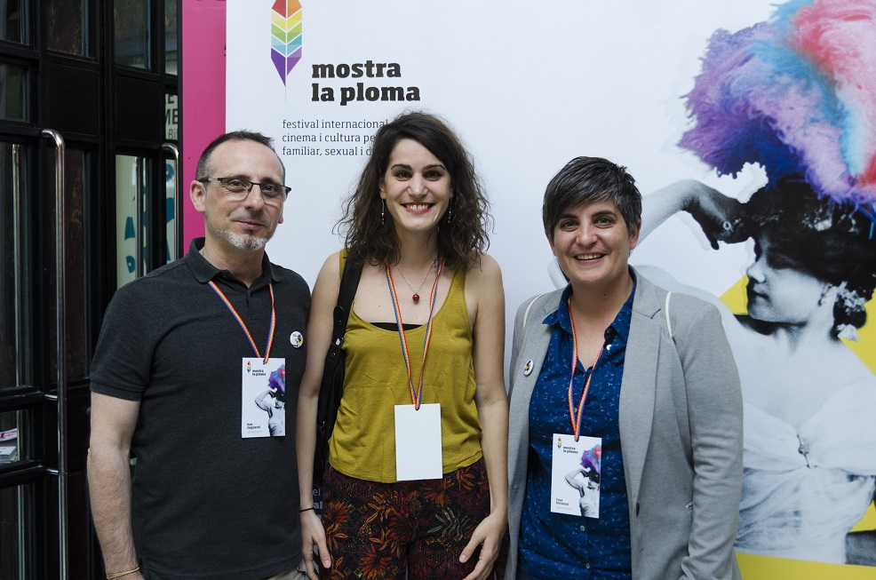 La cuarta edición de Mostra La Ploma inicia con éxito sus proyecciones en València