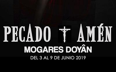Exposició 'Pecado y Amén' de Mogares Doyân